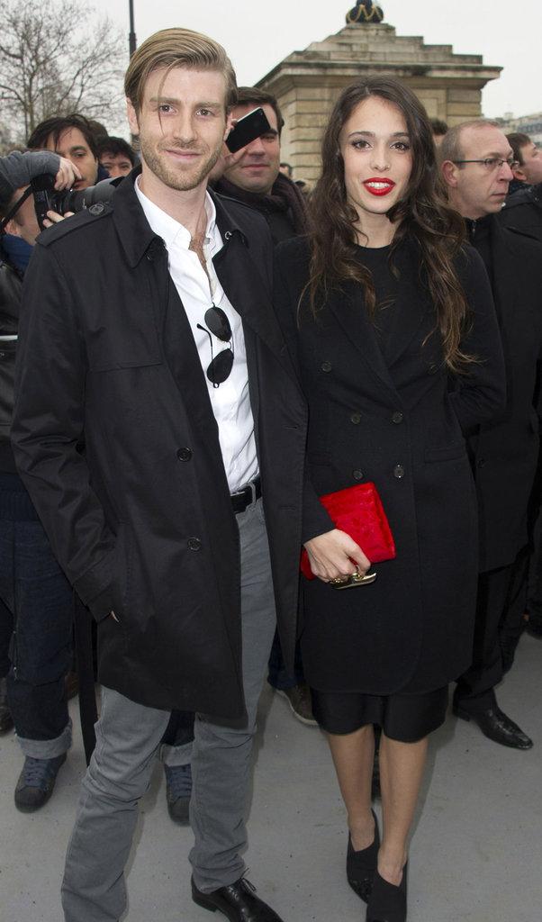 Chelsea Tyler et Jon Foster
