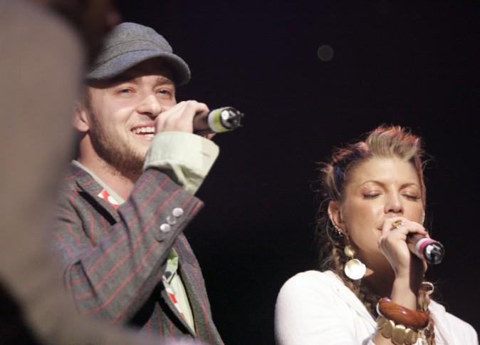 Justin Timberlake et Fergie