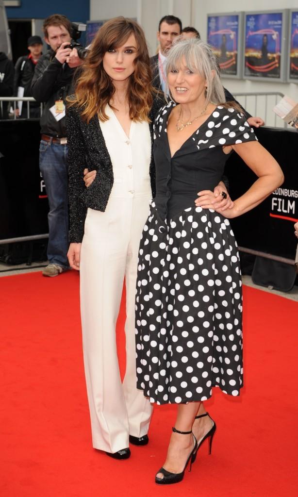 Keira Knightley : plus belle que sa mère !
