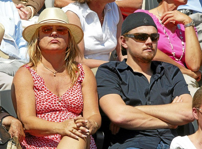 Leonardo DiCaprio : plus beau que sa mère !