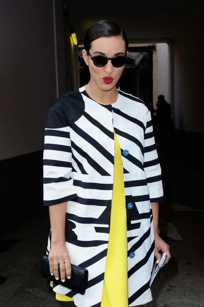 Camélia Jordana le 30 septembre 2014