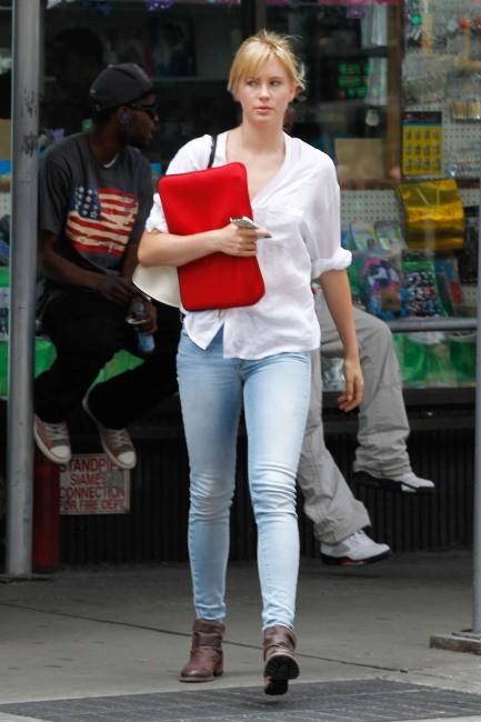 Ireland Baldwin le 6 juin 2013 à New York