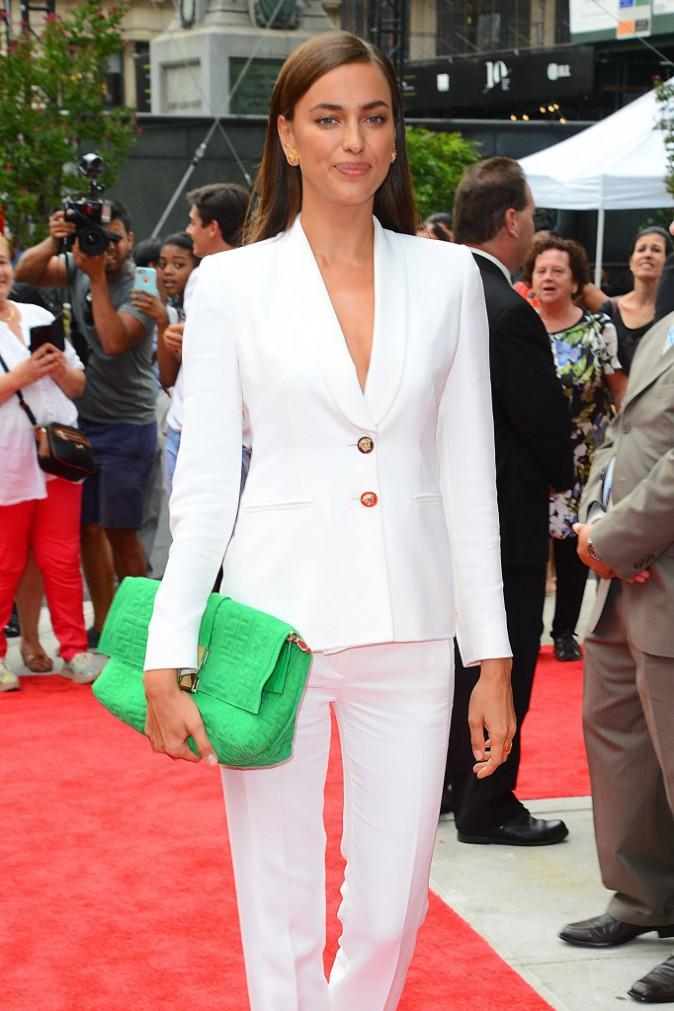 Irina Shayk le 9 septembre 2015