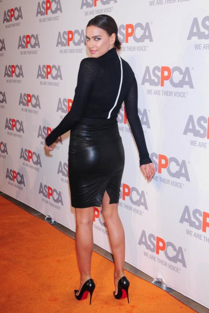 Irina Shayk le 16 octobre 2014