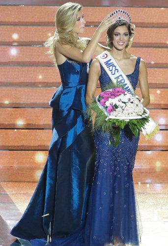 Photos : Iris Mittenaere et Emilie Secret : le match des Miss