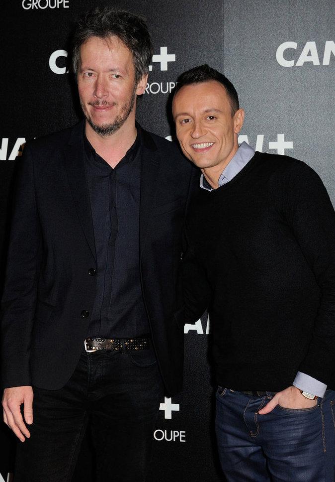 Jean-Luc Lemoine et Eric Dussart