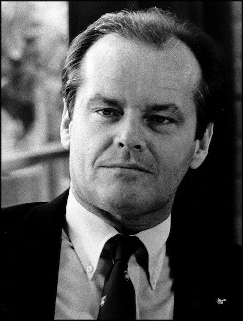 Jack Nicholson en 1975