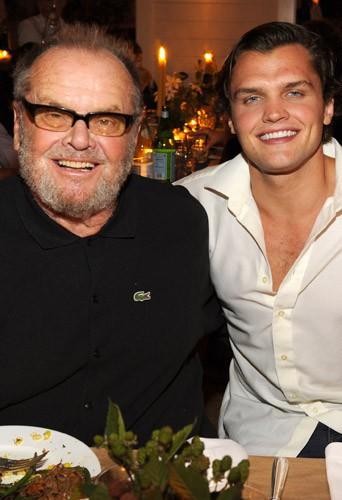 Photos: Jack Nicholson : découvrez son fils, Ray, un beau gosse à suivre !