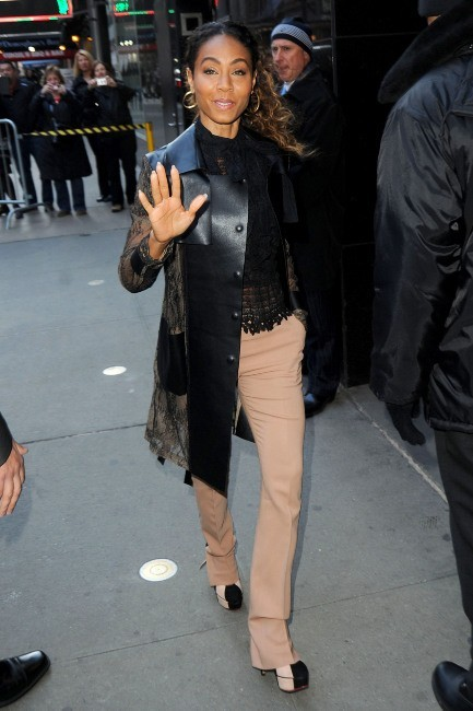 Jada Pinkett a opté pour un look pas terrible