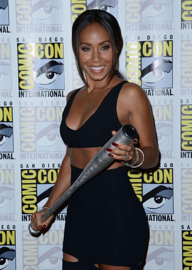 Jada Pinkett Smith au Comic-Con de San Diego le 26 juillet 2014