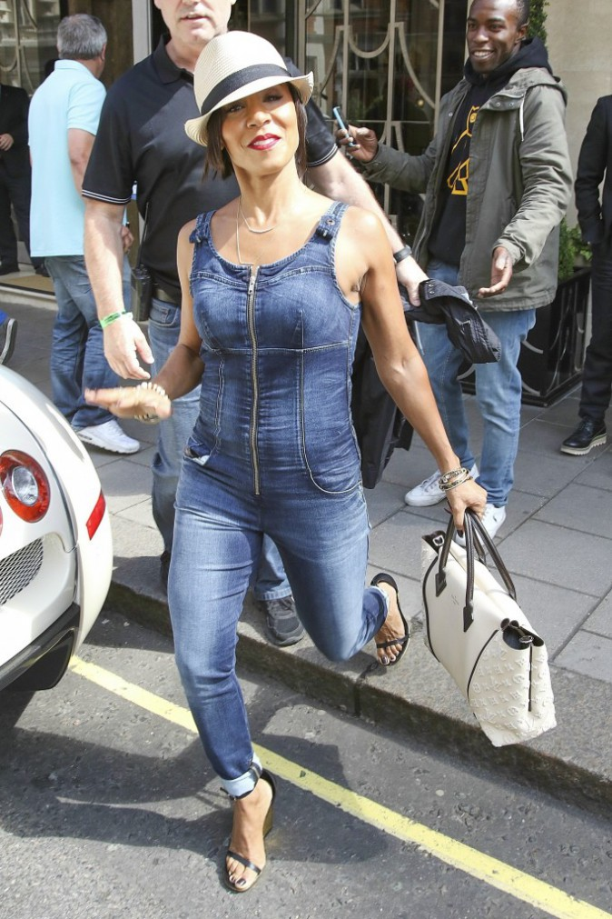 "Photos : Jada Pinkett-Smith : ""Will sait que je ne le tromperai pas"" !"