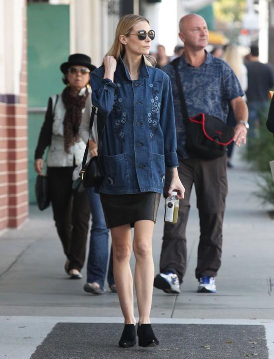 Jaime King à Beverly Hills le 19 février 2015