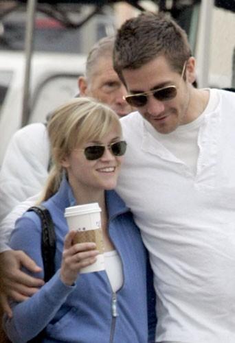 Photos : Jake Gyllenhaal en couple avec Reese Witherspoon de 2007 à 2009