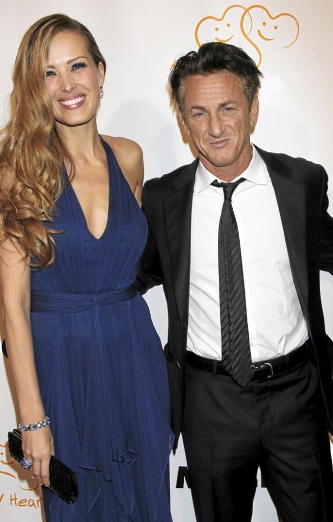 Sean Penn & Petra Nemcova : un vieux beau et ça repart !