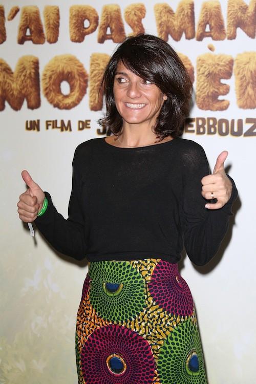 Florence Foresti à la première de Pourquoi j'ai pas mangé mon père à Paris, le 29 mars 2015