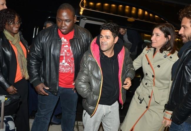 Jamel Debbouze est aussi une star à New-York !