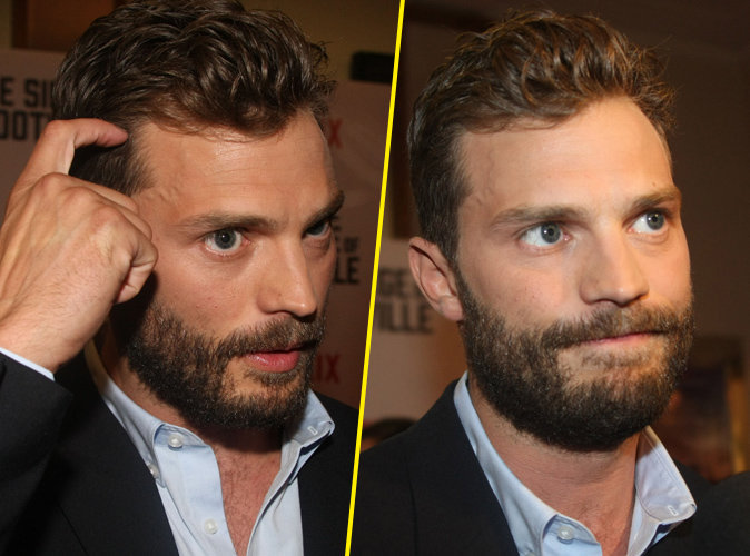 "Photos : Jamie Dornan : Il tourne enfin la page ""50 Shades Of Grey"" !"