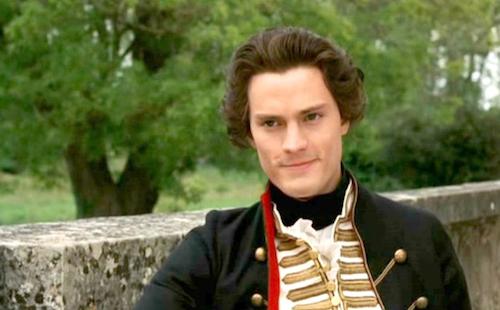Jamie Donrnan dans Marie-Antoinette