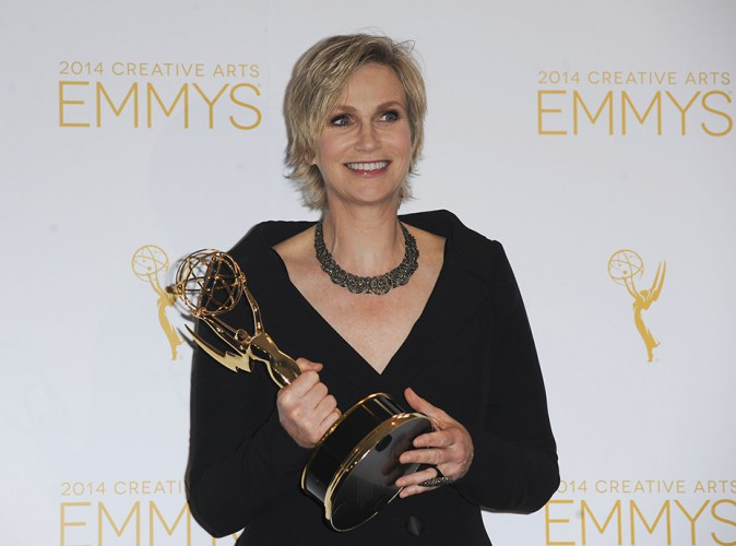 Jane Lynch à Los Angeles le 16 août 2014