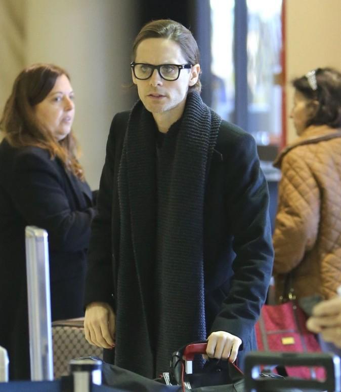 Jared Leto, Los Angeles, 13 décembre 2012.