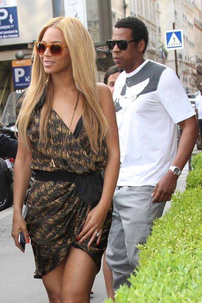 Après quatre années de mariage, Beyoncé lui fait toujours autant d'effet !