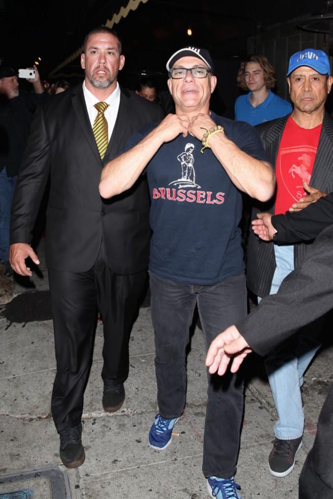 Jean-Claude Van Damme, déjà recasé?