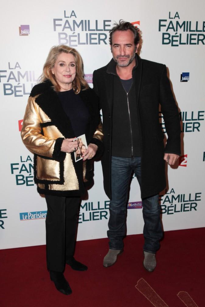 Catherine Deneuve et Jean Dujardin