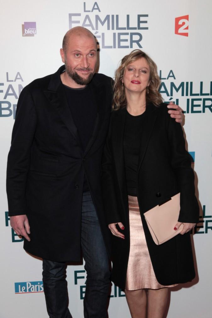 François Damiens et Karin Viard