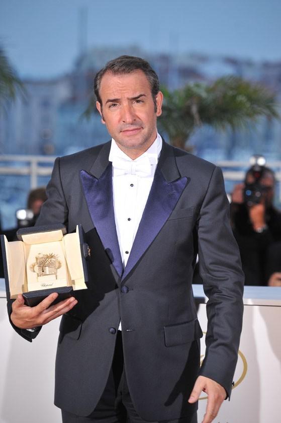 L'acteur de 39 ans avait aussi reçu le prix d'interprétation masculine au dernier festival de Cannes