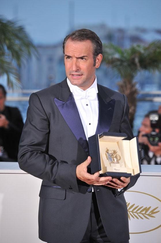 Premier d'une longue liste, le prix d'interprétation au Festival de Cannes