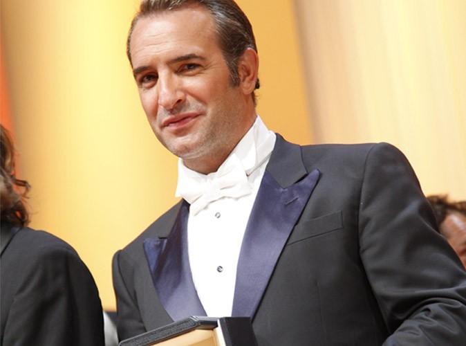 Lors de la remise de son prix à Cannes !