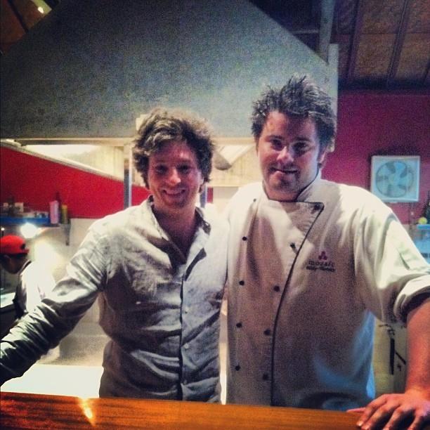 Avec Chris Salan pour une leçon de cuisine indonésienne