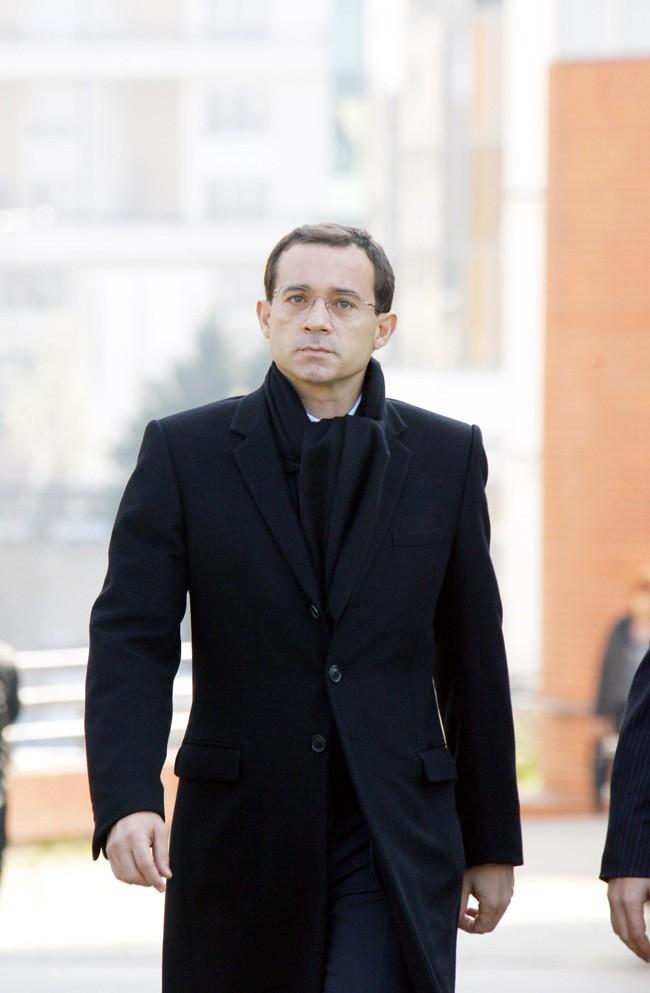 En 2007, à son arrivée au tribunal de Bobigny pour les incidents du vol Paris-Johannesburg