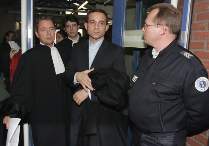 En mars 2007, condamné pour avoir agressé une hôtesse de l'air