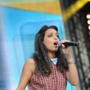 Tal au M6 Mobile Music Live le 23 juin 2012 à Issy Les Moulineaux