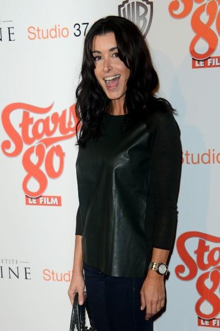 Jenifer le 19 octobre 2012 lors de l'avant-première de Stars 80 à Paris