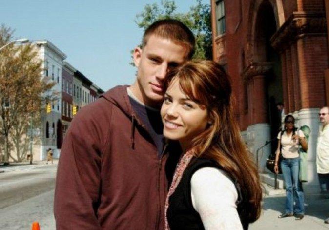 Channing Tatum et Jenna Dewan se sont rencontrés sur le tournage de Sexy Dance