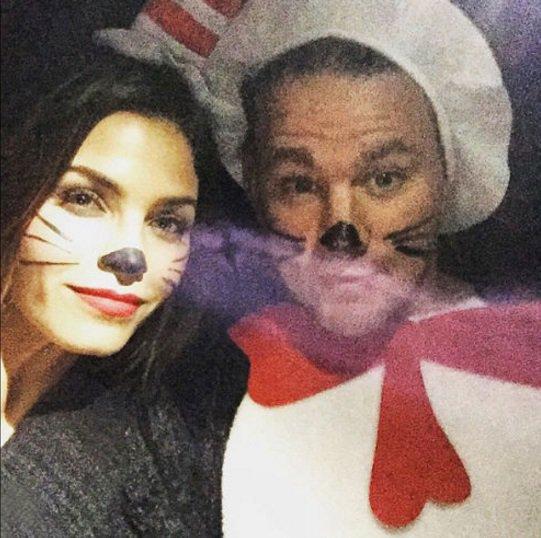 Jenna Dewan et Channing Tatum ont gardé leur âme d'enfant
