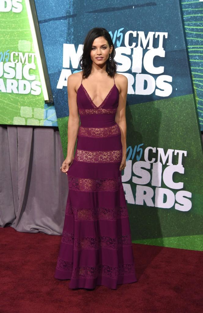 Jenna Dewan le 10 juin 2015