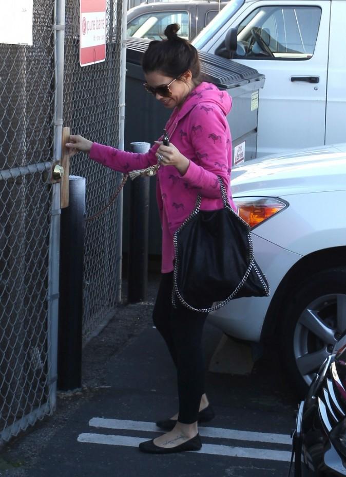 Jenna Dewan de plus en plus sexy depuis qu'elle est enceinte