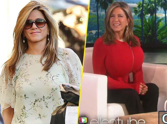 Jennifer Aniston : à mourir de rire quand elle se prend pour Kim Kardashian !