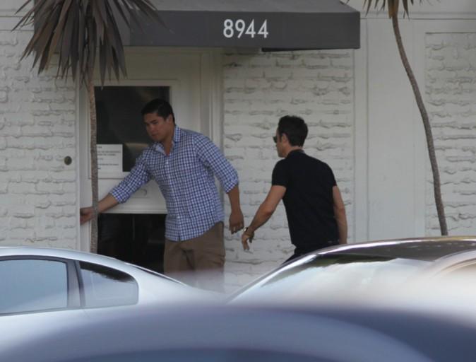 Photos : Jennifer Aniston : après-midi chargée à L.A, mais Justin Theroux n'est jamais bien loin !