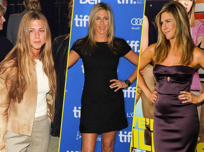 Photos : Jennifer Aniston : elle a 45 ans aujourd'hui ! Retour sur ses looks, ses amours…