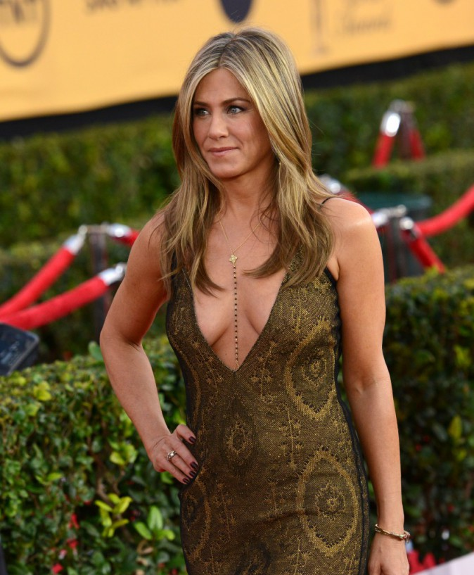 Jennifer Aniston le 25 janvier 2015