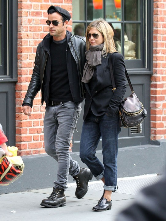 Les amoureux se fichent désormais de Brad Pitt