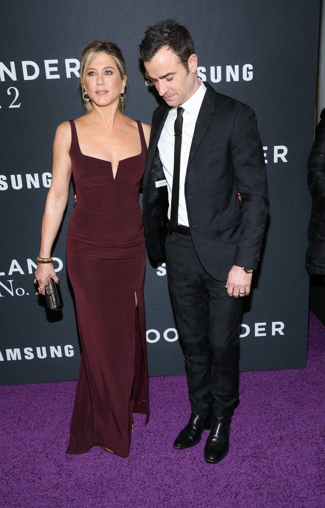 Photos : Jennifer Aniston et Justin Theroux préparent leur première Saint-Valentin de mariés !