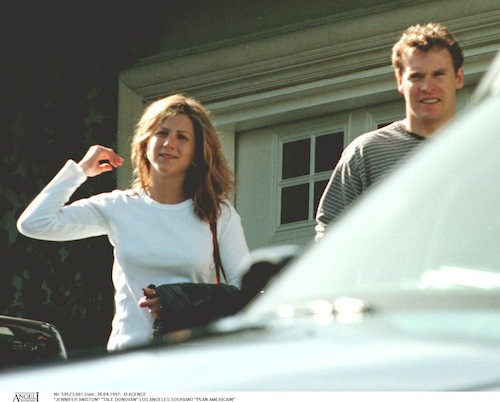 Jennifer Aniston et Tale Donovan
