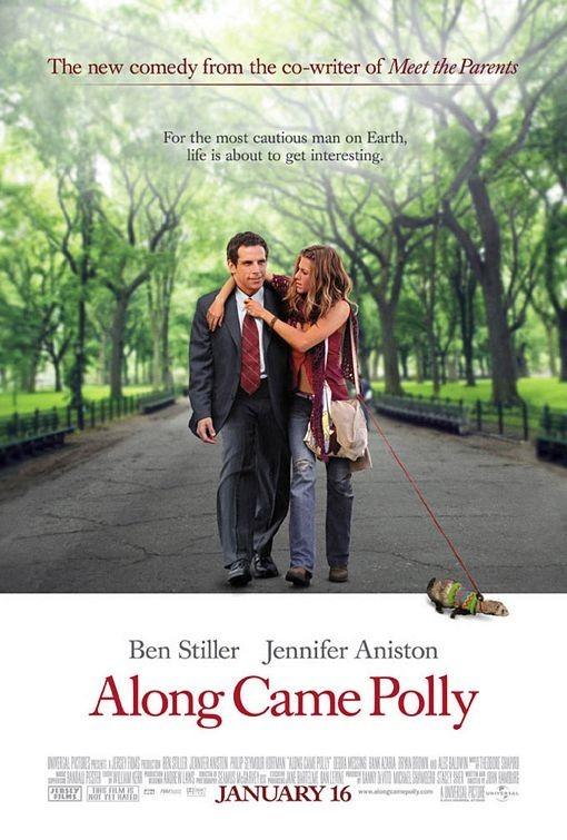 Polly et moi : elle entraîne Ben Stiller dans le nunuche !