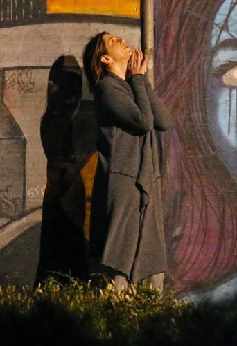 Photos : Jennifer Aniston : mais que fait-elle sur le tournage de Cake ?