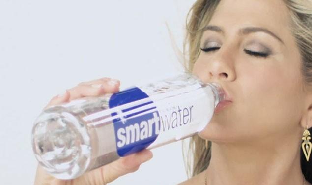 Hum, elle est bonne cette eau !